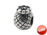 Zable™ Sterling Silver Large Pineapple Bead / Charm