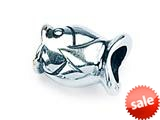 Zable™ Sterling Silver Fish Bead / Charm style: BZ0370