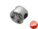 Zable™ Sterling Silver Zodiac-Libra Bead / Charm style: BZ0407