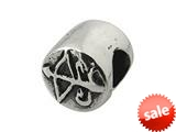 Zable™ Sterling Silver Zodiac-Sagittarius Bead / Charm style: BZ0409