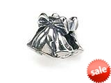 Zable™ Sterling Silver Wedding Bells Bead / Charm