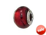 Zable™ Sterling Silver Murano Glass Birthstone- Bead / Charm style: BZ1507