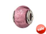 Zable™ Sterling Silver Murano Glass Birthstone- Bead / Charm style: BZ1510