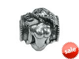 Zable™ Sterling Silver Mermaid Bead / Charm style: BZ1729
