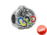 Zable™ Sterling Silver Olympics Rings Bead / Charm