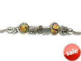 Zable™ Casino Theme Bracelet Bead / Charm
