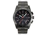 Andrew Marc Men`s Heritage Racer Gunmetal Chronograph Watch