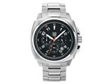 Andrew Marc Heritage Bomber Stainless Steel Chronograph Watch