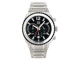 Andrew Marc Men`s Heritage Scuba Stainless Steel Chronograph Watch