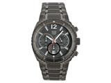 Andrew Marc Men`s Heritage Scuba Gunmetal Chronograph Watch