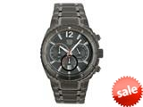 "Andrew Marc Men""s Heritage Scuba Gunmetal Chronograph Watch style: A21202TP"