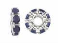 Storywheel® Sapphire Birthstone Bead / Charm