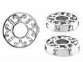 Storywheel® Created White Sapphire Charity Bead / Charm