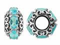 Storywheel® Swi Blue Bead / Charm