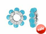 Storywheel® Turquoise Bead / Charm style: W105TQ