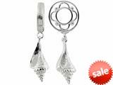 Storywheel® Shell Bead / Charm style: W34