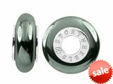 Storywheel® Hematite UFO Bead / Charm style: W377