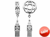 Storywheel® Big Ben Dangle Bead / Charm style: W409
