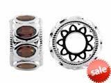 Storywheel® Garnet Bead / Charm style: W546G