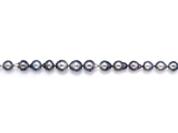 Barouqe Tahitian Pearls Necklace