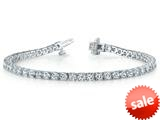 Round Diamonds Tennis Bracelet 3 cttw  (7 inches) IGI Certified (H-I, Color SI Clarity) style: 75328HSI
