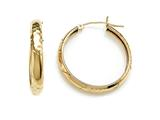 1 Inch Hoop Earrings style: 630018