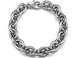 Sterling Silver Link Bracelet