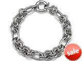 Sterling Silver Link Bracelet style: 63077
