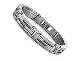 Heavy Stainless Steel Mens Bracelet