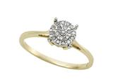 Round Diamonds Engagement Ring style: 370007