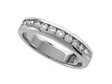 Round Diamonds Band - IGI Certified style: 370009
