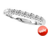 Round Diamonds Band - IGI Certified style: 370028