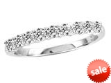 Round Diamonds Band 0.50 cttw - IGI Certified style: 370030