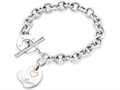 Inori Heart Charm With Love Bracelet
