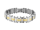 Inori Stainless Steel Bracelet Pvd