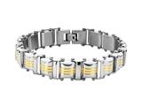 Inori Stainless Steel Bracelet Pvd style: INBR55A