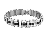 Inori Stainless Steel Bracelet Pvd style: INBR55B