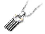 Inori Stainless Steel Pendant style: INPC21