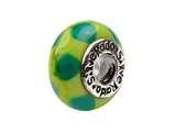 SilveRado™ Murano Glass My Inspiration Bead / Charm style: AD42