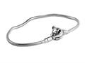 SilveRado CH14-K Sterling Silver Kidz 5.5 inch Bead Bracelet