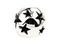 SilveRado™ SRM025 Sterling Silver Unisex The Universe Bead / Charm