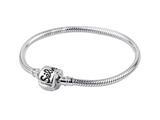 SilveRado™ CH18-M-a Sterling Silver 3.0 mm 6.7 inch Bead Bracelet style: CH17-M-A