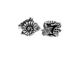 SilveRado™ MS257 Sterling Silver Ocean Escape Bead / Charm style: MS257
