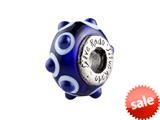 SilveRado™ AD2-09 Murano Glass Davey`s Locker Bead / Charm style: AD2-09