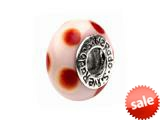 SilveRado™ AD38 Murano Glass Carolina Bead / Charm