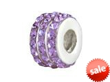 SilveRado™ BM007-7 Bling-Triple Bling Purple