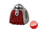 SilveRado™ BM020-6 Bling-Handbag Bling Red