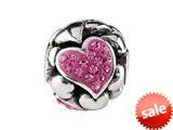 SilveRado™ BM022-2 Bling Focal-Love HeartsPink style: BM022-2