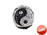 SilveRado™ BM023-0-1 Bling Focal-Yin-Yang style: BM023-0-1