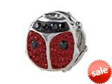 SilveRado™ BM033-6-0 Bling-Lady Bird Red style: BM033-6-0